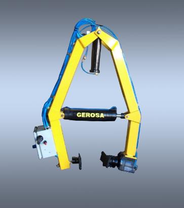 Manipulador de Moldes GEROSA MM350