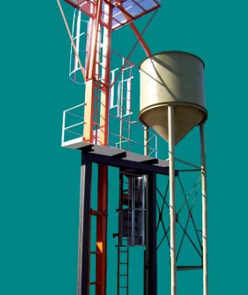 Silo de Acumulación GEROSA SAA-8