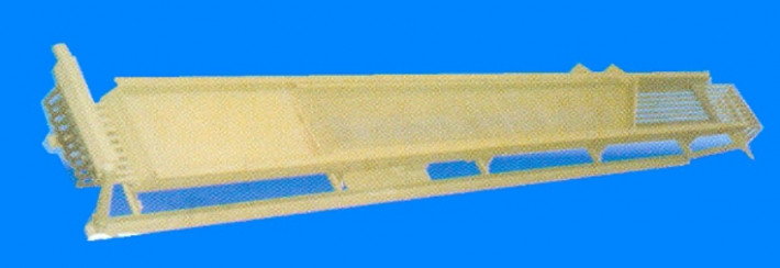 Transporte Oscilante con Criba y Refrigeración GEROSA TOCR