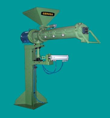 Turbomezcladora Continua GEROSA TM 100