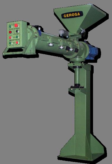Turbomezcladora GEROSA TM 60